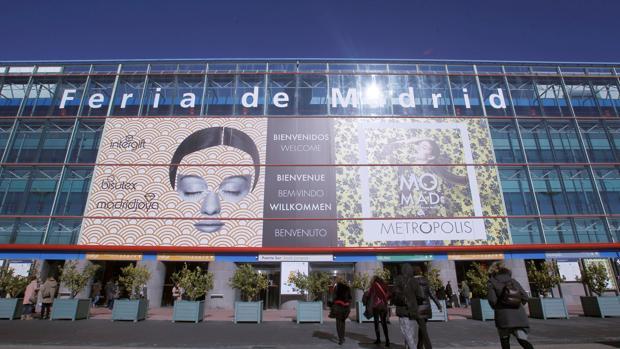 El Salón Internacional de la Moda, una de las últimas ferias celebradas en los recintos feriale