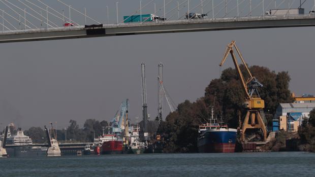El río Guadalquivir en una imagen de archivo