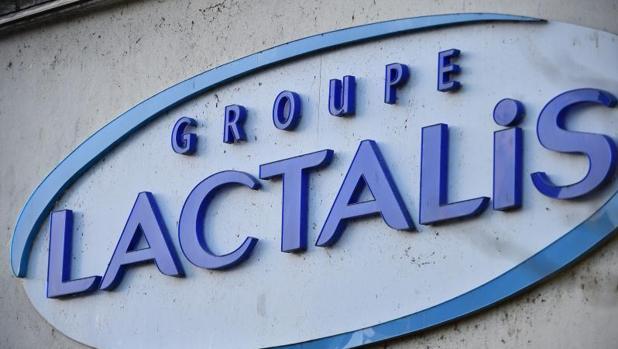 Logotipo del grupo lactalis