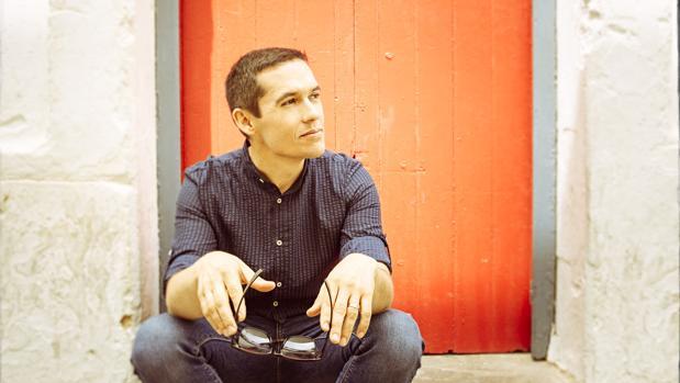 Jorge Ruiz, cantante del grupo español Maldita Nerea