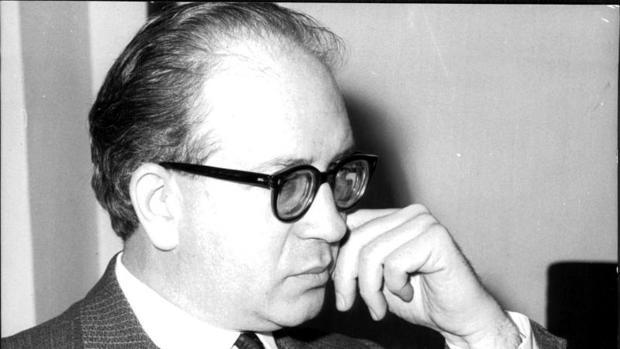 El exministro de Eduacación y Ciencia Carlos Robles Piquer