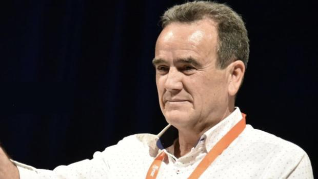 Sánchez Quero acaba de sustituir a Martín Llanas al frente del PSOE en la provincia de Zaragoza
