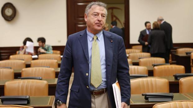 José Antonio Sánchez es presidente de RTVE desde 2014