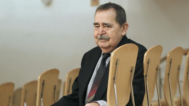 Eugenio Trías, en una imagen de 2010