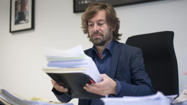 El juez Santiago Pedraz, titular del juzgado Central de Instrucción 1 de la Audiencia Nacional