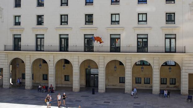Imagen de archivo de la Audiencia de Alicante