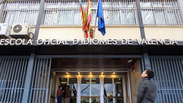 Acceso a la Escuela Oficial de Idiomas de Valencia