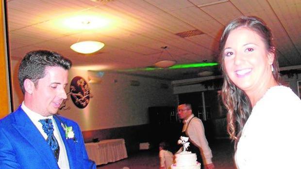 Imagen de Antonio Navarro y Maje tomada el día de su boda