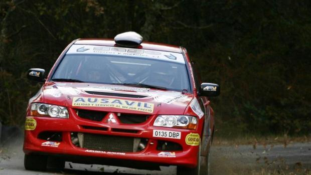 Imagen de archivo de un coche de Rally
