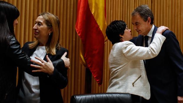Homenaje a López Alba en el Congreso
