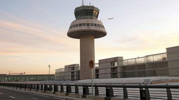 Imagen del Aeropuerto de Barcelona