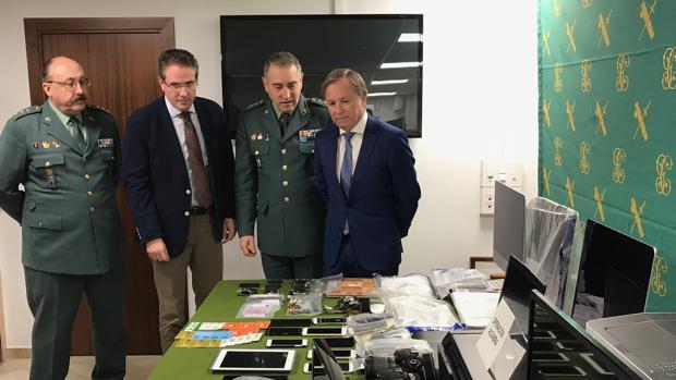 Imagen de la presentación de la operación