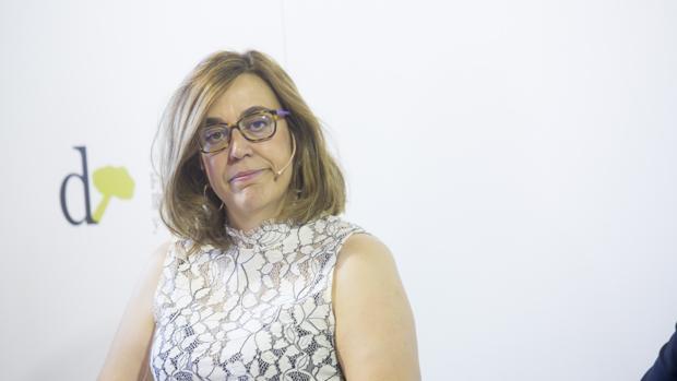 Ángeles Armisén, Presidenta de la Diputación de Palencia (PP)