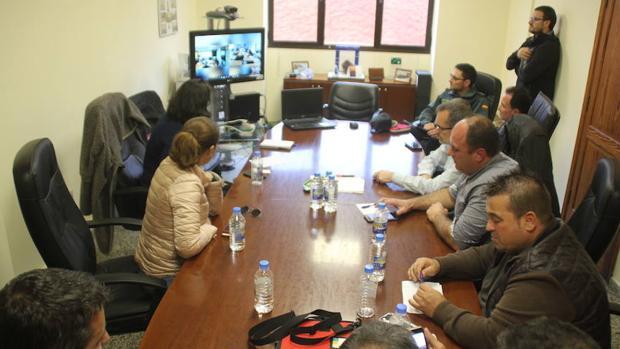 Reunión del Comité Asesor el Plan Específico de Contingencias por Contaminación Marina Accidental (PECMAR)
