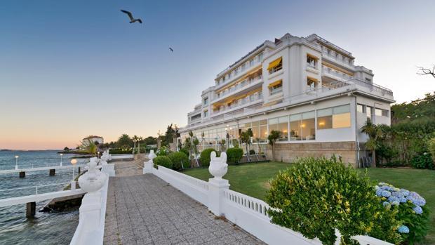 Imagen exterior del Gran Hotel, gestionado desde 2015 por Eurostars