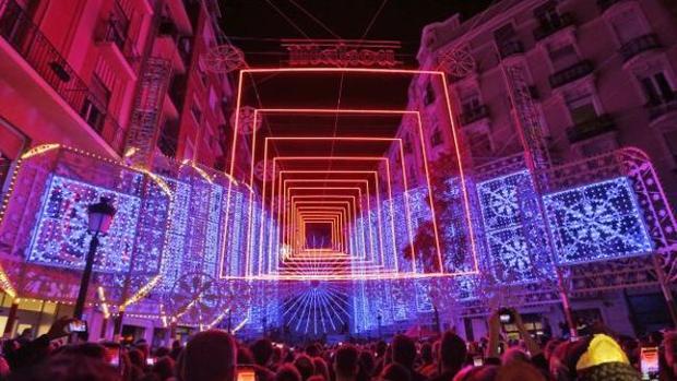 Imagen de la iluminación de Cuba Literato Azorín