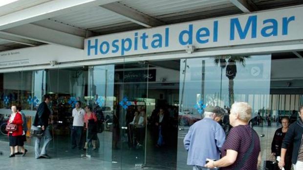 Imagen del hospital del mar de Barcelona