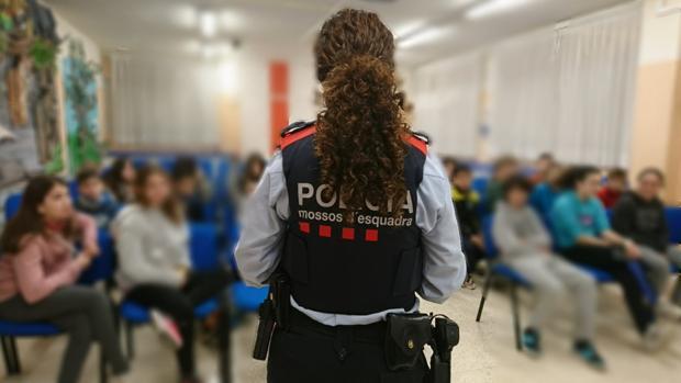 Los Mossos d'Esquadra gestionan al año un gran número de desapariciones