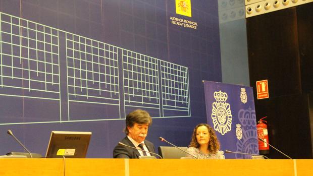 Imagen del seminario organizado por la Jefatura Superior de la Policía de la Comunidad Valenciana