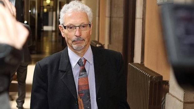El suspendido juez Vidal