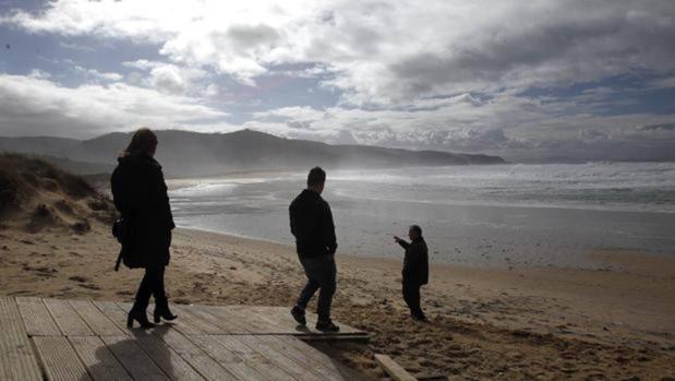 El suceso tuvo lugar en la zona de Doniños, en Ferrol