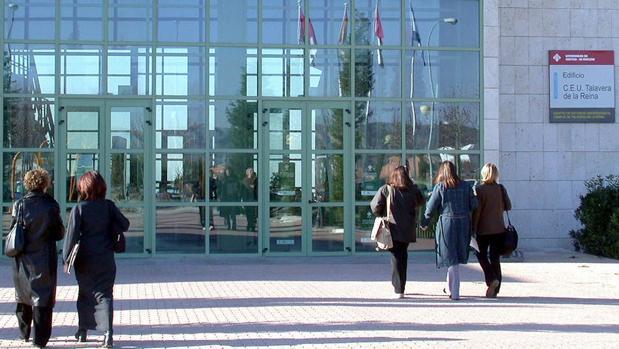 Centro de estudios universitarios de Talavera de la Reina