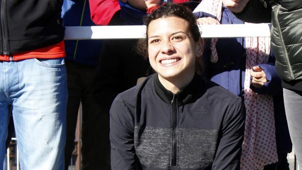 Irene Sánchez-Escribano, en una foto de archivo