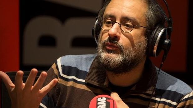 El exdirigente de la CUP Antonio Baños en la emisora RAC1