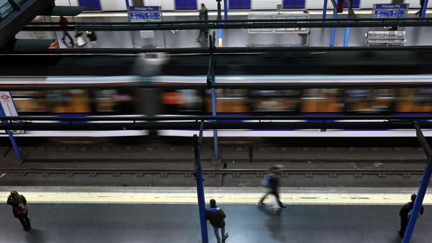 Metro de Madrid vive este martes una nueva jornada de huelga