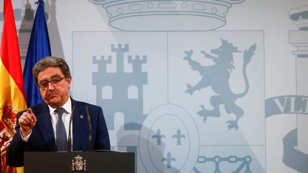 Enri c Millo, delegado del Gobierno en Cataluña