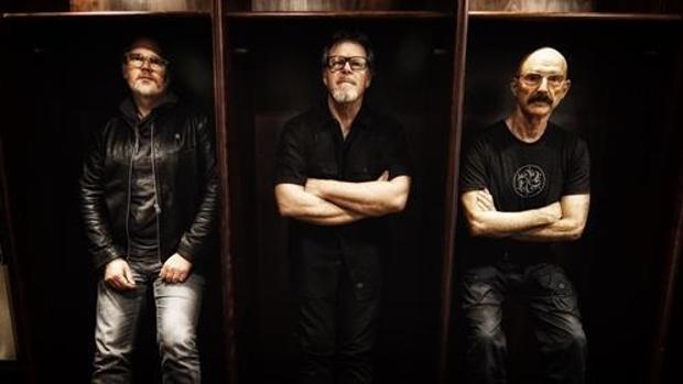 «Stick Men», el trío ritmico de King Crimson