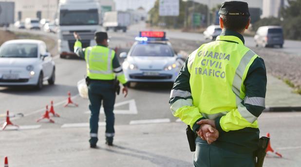La Agrupación de Tráfico de la Guardia Civil suma actualmente poco más de 8.800 agentes