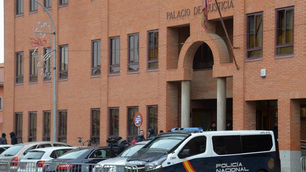 Juzgados de Aranda de Duero (Burgos)