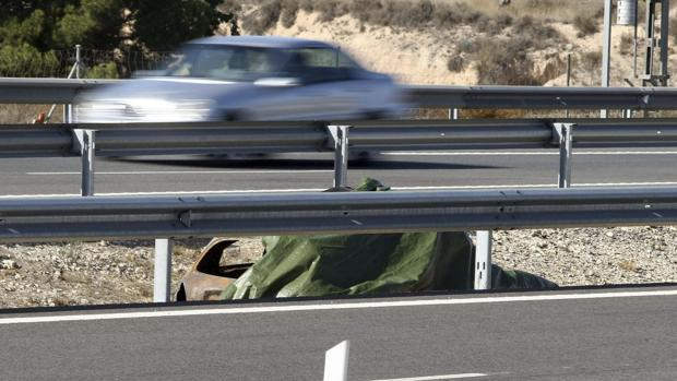 Imagen de archivo de la carretera A-31