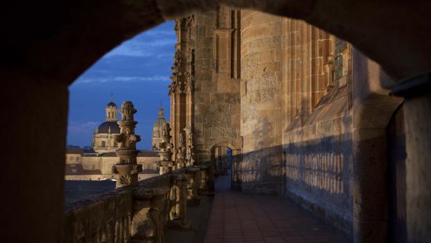 Visistas nocturnas a las torers de la Catedral de Salamanca