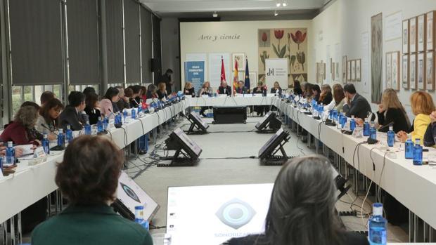 La reunión del Consejo Nacional de Patrimonio Cultural