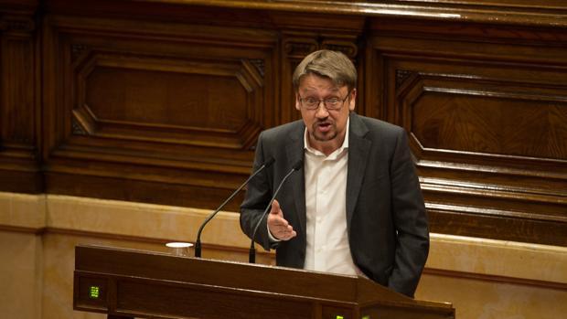 El líder de los comunes, Xavier Domènech
