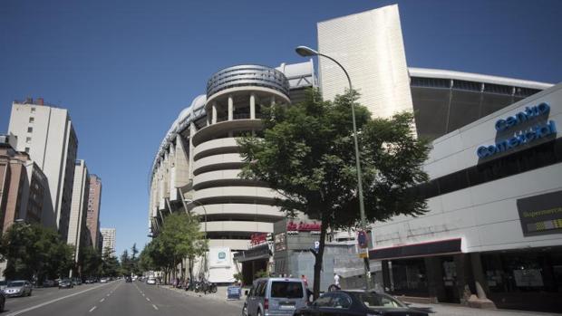 La Esquina del Bernabéu, que se convertirá en una zona ajardinada de uso público