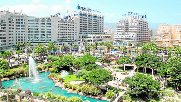 Imagen de archivo del complejo turístico Marina d'Or