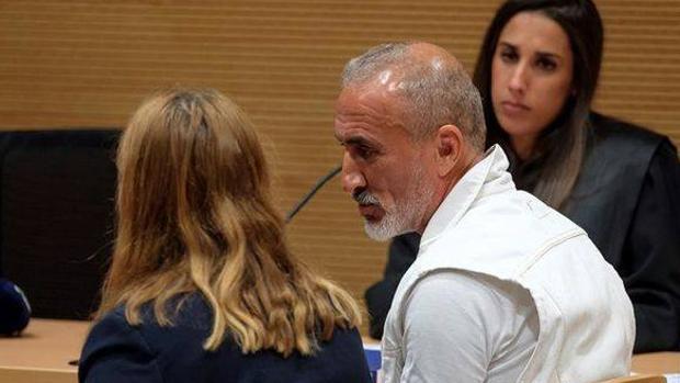 Stefan T. durante su juicio