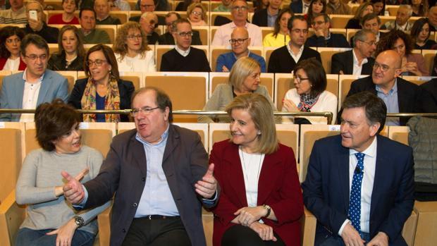 Sáenz de Santamaría, Herrera, Báñez y Vázquez, este sábado en Zamora