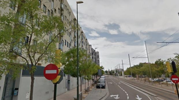 Imagen de archivo de la calle La Ventana Indiscreta, en la que se produjo el accidente