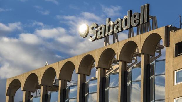 Sede del Banc Sabadell en Alicante