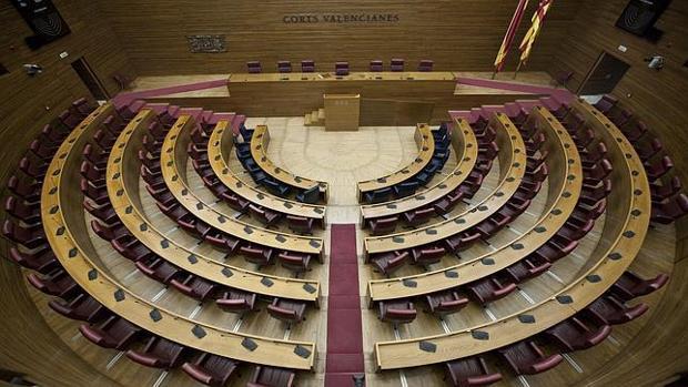 Imatge de les Corts Valencianes