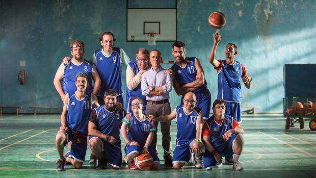 Imagen de la película «Campeones», de Javier Fesser