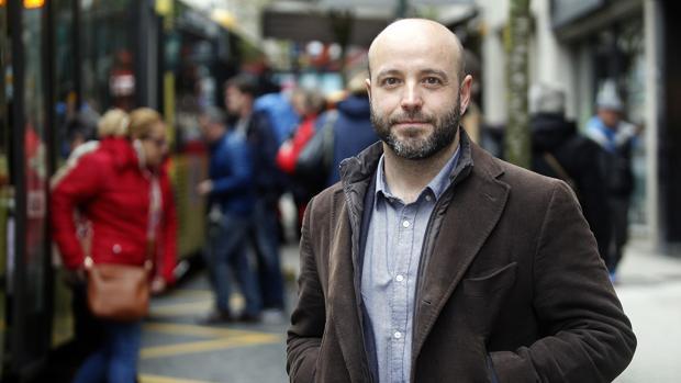 El líder de En Marea, Luís Villares