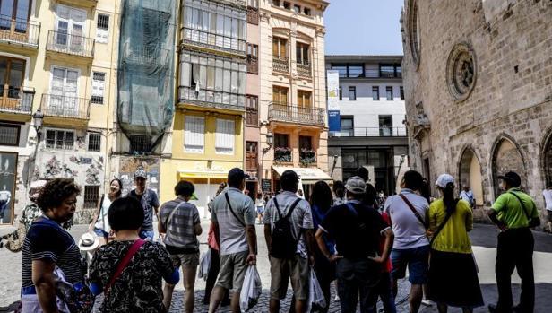 Apartamentos turísticos en la ciudad de Valencia