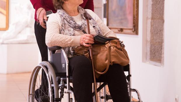 Los discapacitados podrán acceder gratis a los museos con un acompañante