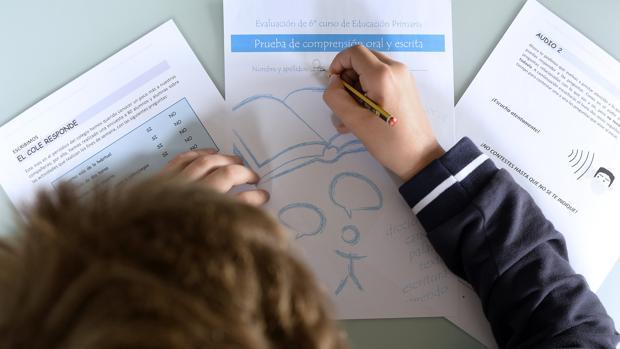 Las pruebas tienen el objetivo de facilitar el tránsito de la educación primaria a la secundaria