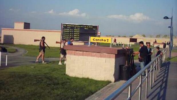 Imagen de archivo del campo de tiro del CAR de Las Gabias